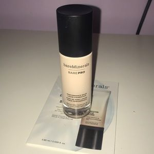 Liquid bareMinerals Foundation